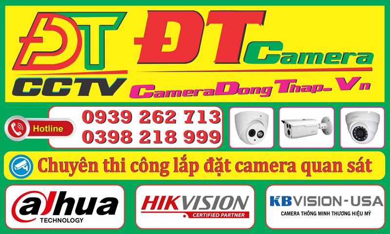 Camera Đồng Tháp